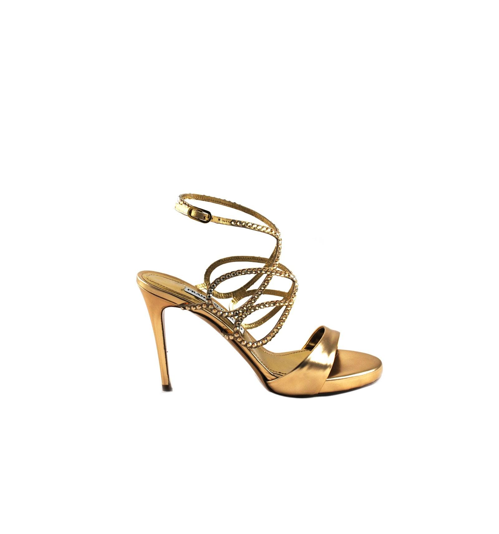 Sandalo gioiello FRANCESCO SACCO - Nino Armenise - Calzature 99533d6b9ef